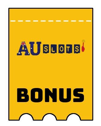 Latest bonus spins from Au Slots Casino