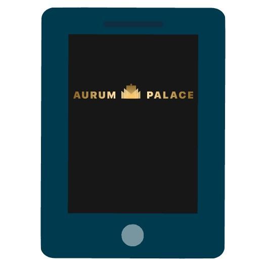 AurumPalace - Mobile friendly