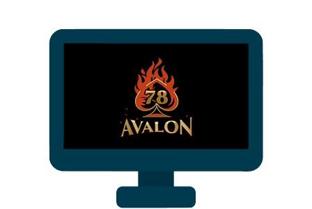 Avalon78 - casino review