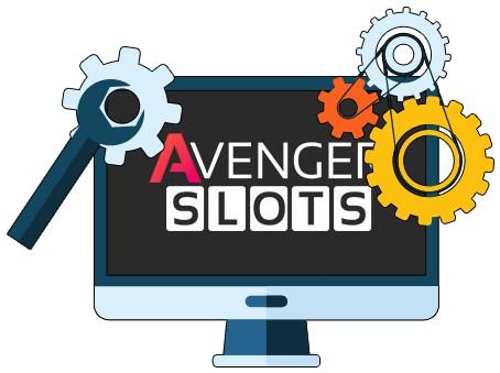 Avenger Slots - Software
