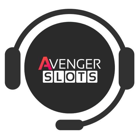 Avenger Slots - Support