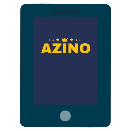 Azino - Mobile friendly