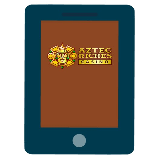 Aztec Riches Casino - Mobile friendly