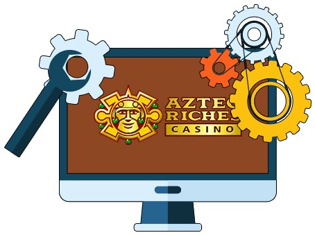 Aztec Riches Casino - Software