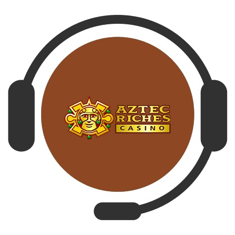Aztec Riches Casino - Support