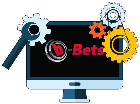 b-Bets Casino - Software