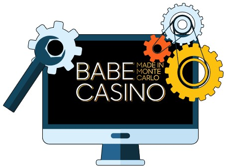 Babe Casino - Software
