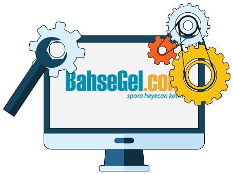 Bahsegel Casino - Software