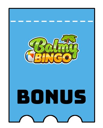 Latest bonus spins from Balmy Bingo