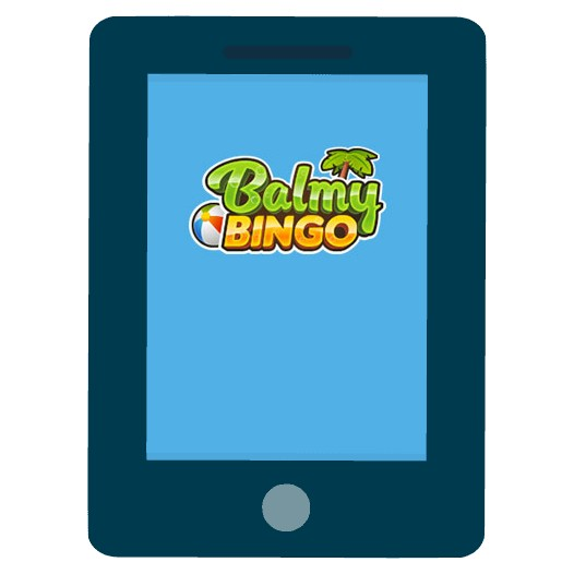 Balmy Bingo - Mobile friendly