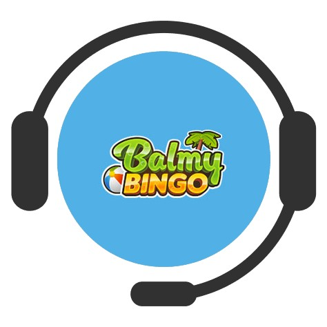 Balmy Bingo - Support