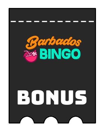 Latest bonus spins from Barbados Bingo Casino