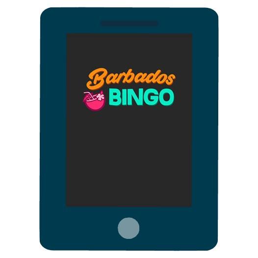 Barbados Bingo Casino - Mobile friendly