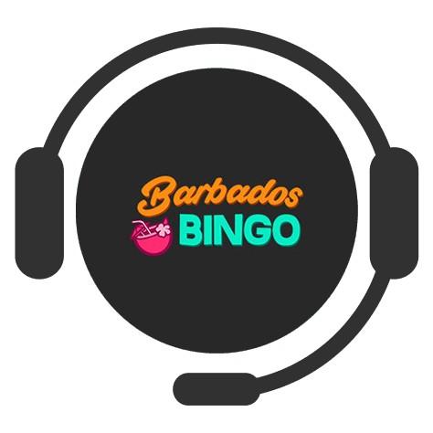 Barbados Bingo Casino - Support