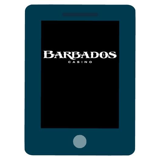 Barbados Casino - Mobile friendly
