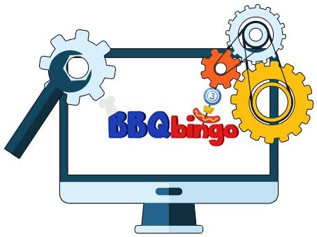 BBQ Bingo Casino - Software
