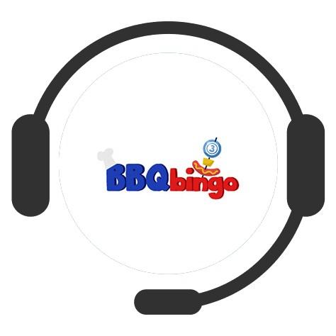 BBQ Bingo Casino - Support