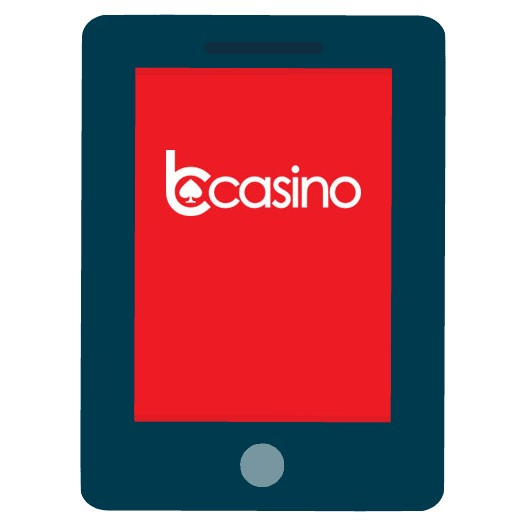 bcasino - Mobile friendly