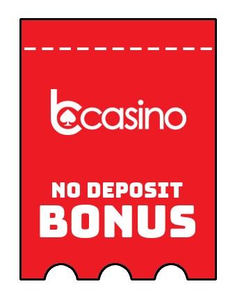bcasino - no deposit bonus CR