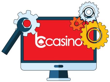 bcasino - Software