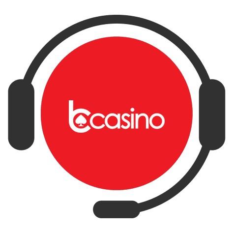 bcasino - Support