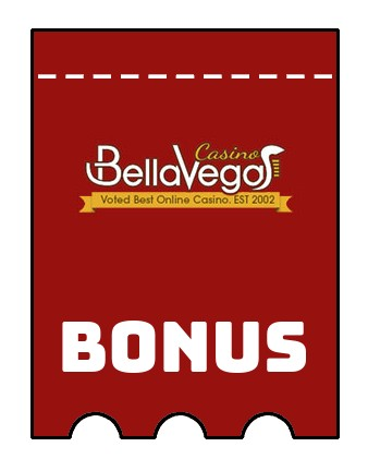 Latest bonus spins from Bella Vegas Casino