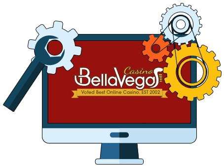 Bella Vegas Casino - Software