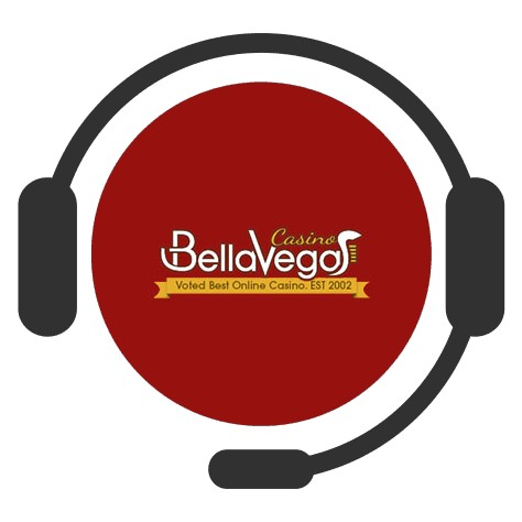 Bella Vegas Casino - Support