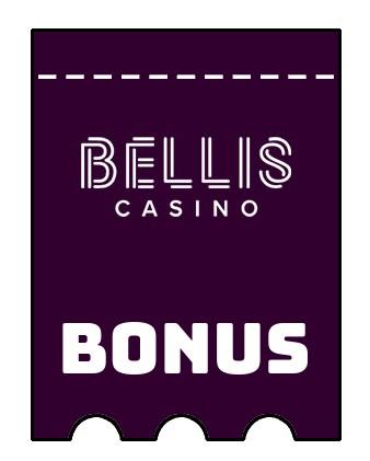 Latest bonus spins from Bellis Casino