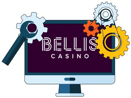 Bellis Casino - Software