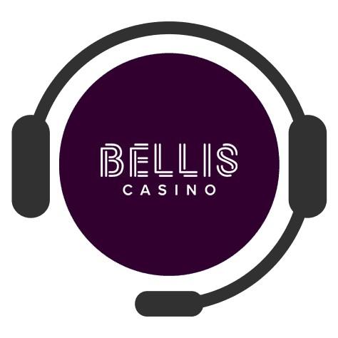 Bellis Casino - Support