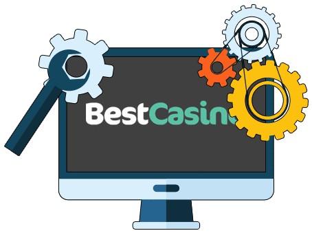 BestCasino - Software