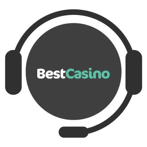 BestCasino - Support
