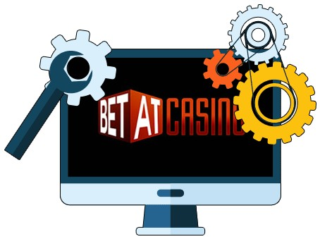 Bet at Casino - Software