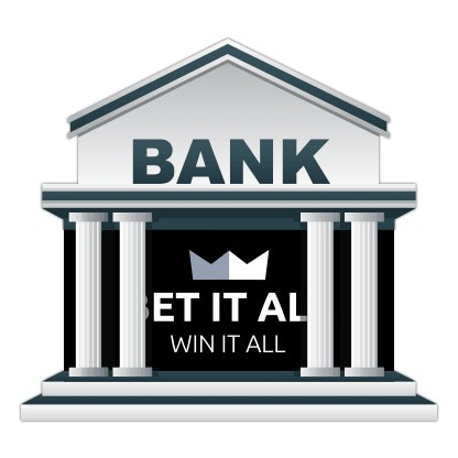 Bet it All Casino - Banking casino