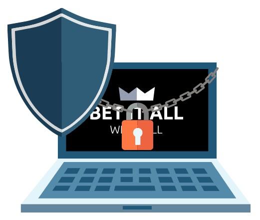 Bet it All Casino - Secure casino