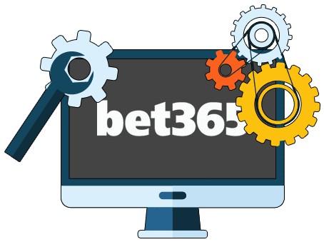 Bet365 Vegas - Software