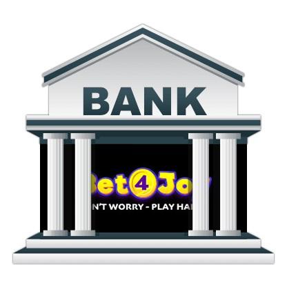 Bet4Joy - Banking casino