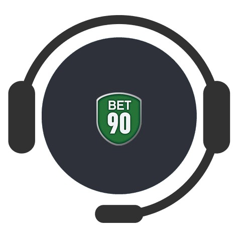 Bet90 Casino - Support