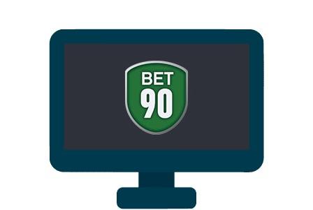 Bet90 Casino - casino review