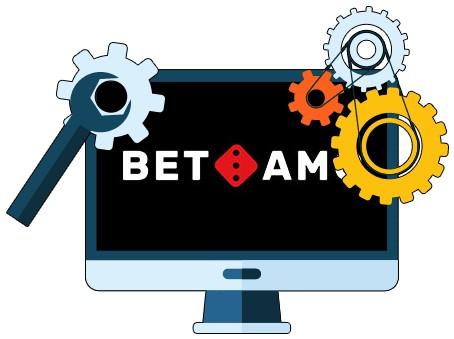 BetAmo - Software