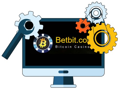 Betbit Casino - Software
