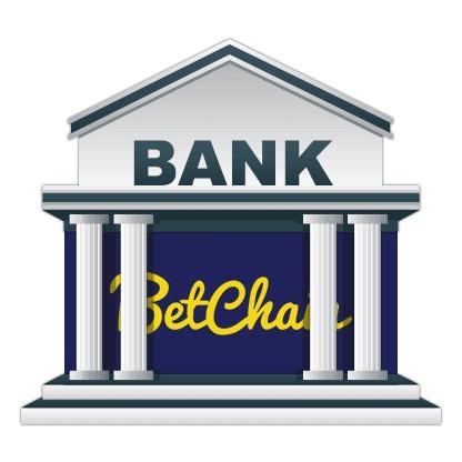 BetChain Casino - Banking casino