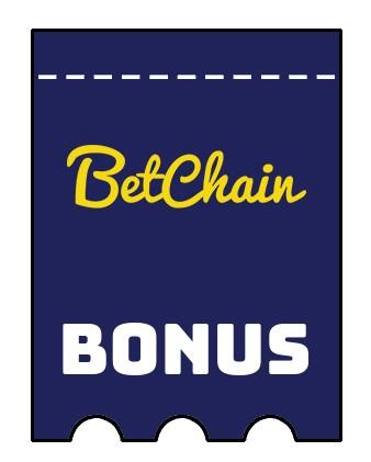 Latest bonus spins from BetChain Casino