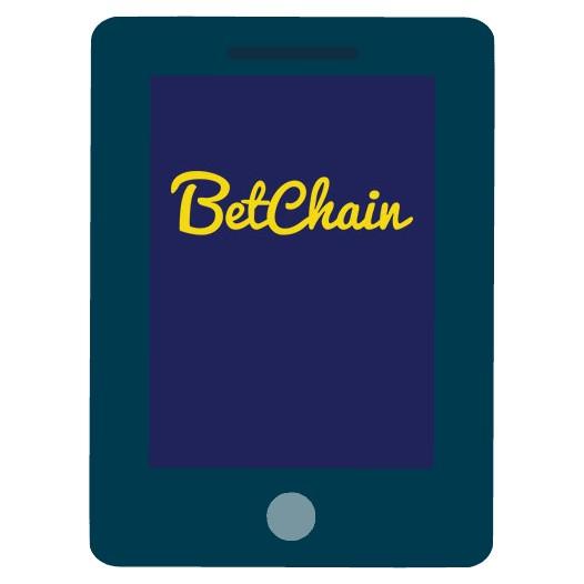BetChain Casino - Mobile friendly