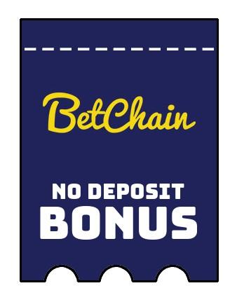 BetChain Casino - no deposit bonus CR