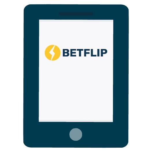 Betflip - Mobile friendly