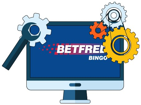 Betfred Bingo - Software