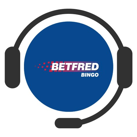 Betfred Bingo - Support