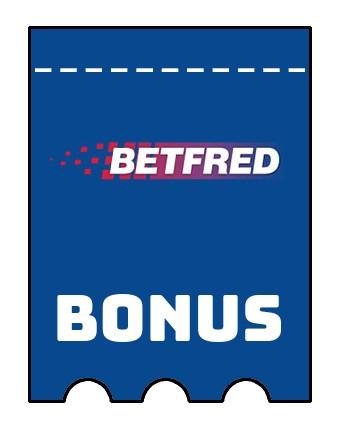 Latest bonus spins from Betfred Casino